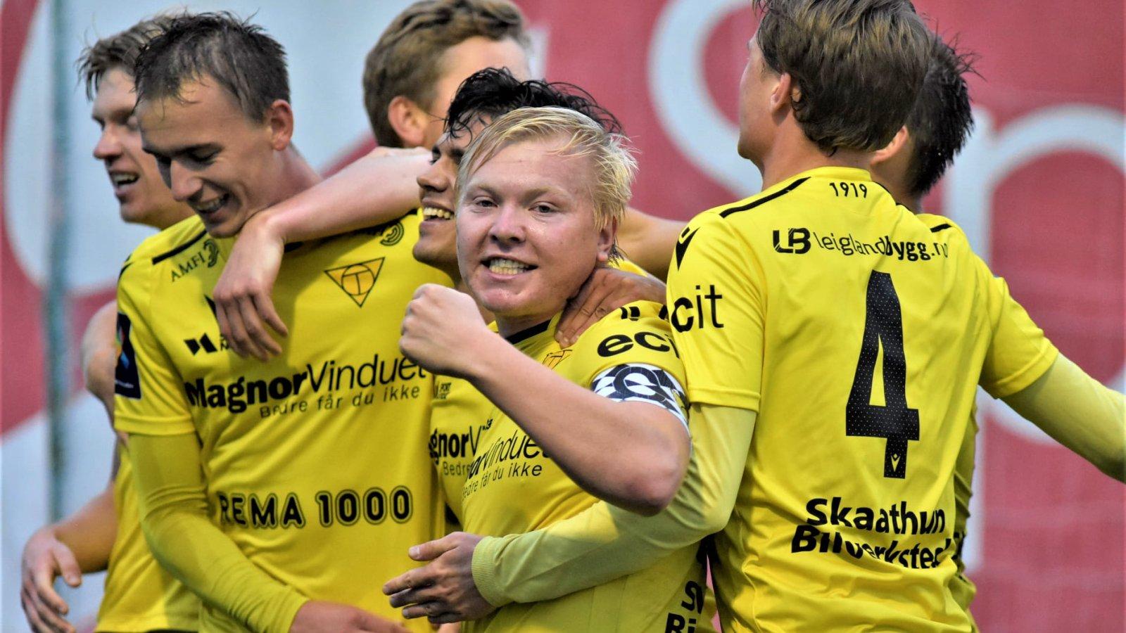Foto: Trond Gausemel, Hordalandsfotball